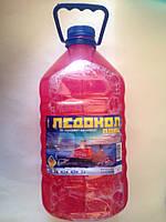 Жидкость в бачок омывателя Ледокол -25