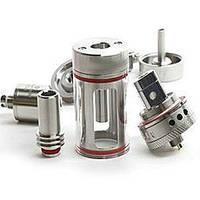 Аксессуары и комплектующие для электронных сигарет
