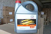 Масло моторное оригинальное Toyota Fuel Economy 5w-30 (5 литров)