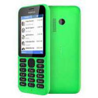 Мобильный телефон Nokia Х215 2 SIM, экран 2.2'', дешево