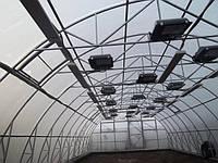 Система инфракрасного отопления сушит растения – что сделано не так