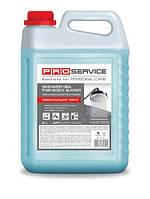 PRO service гель-шампунь для тела и волос, мята