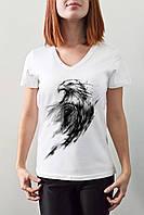 """Женская футболка """"Орел"""""""
