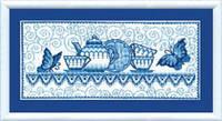 Набор для вышивки крестиком №372(Кухня)