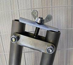 Ледобур Титановый ТЛР-150СД-2Н, вечный и легкий, отличный выбор, диаметр 150 мм, фото 2