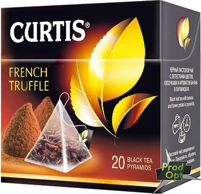 Чай Curtis French Truffle 20 пірамідок, фото 2