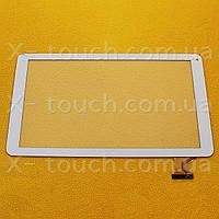 Тачскрин, сенсор  VTCP010A26-FPC-2.0 белый для планшета