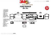 Декор на панель приборов Ford Transit 2010-2014 наклейка