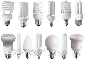 Лампи та освітлювальні прилади