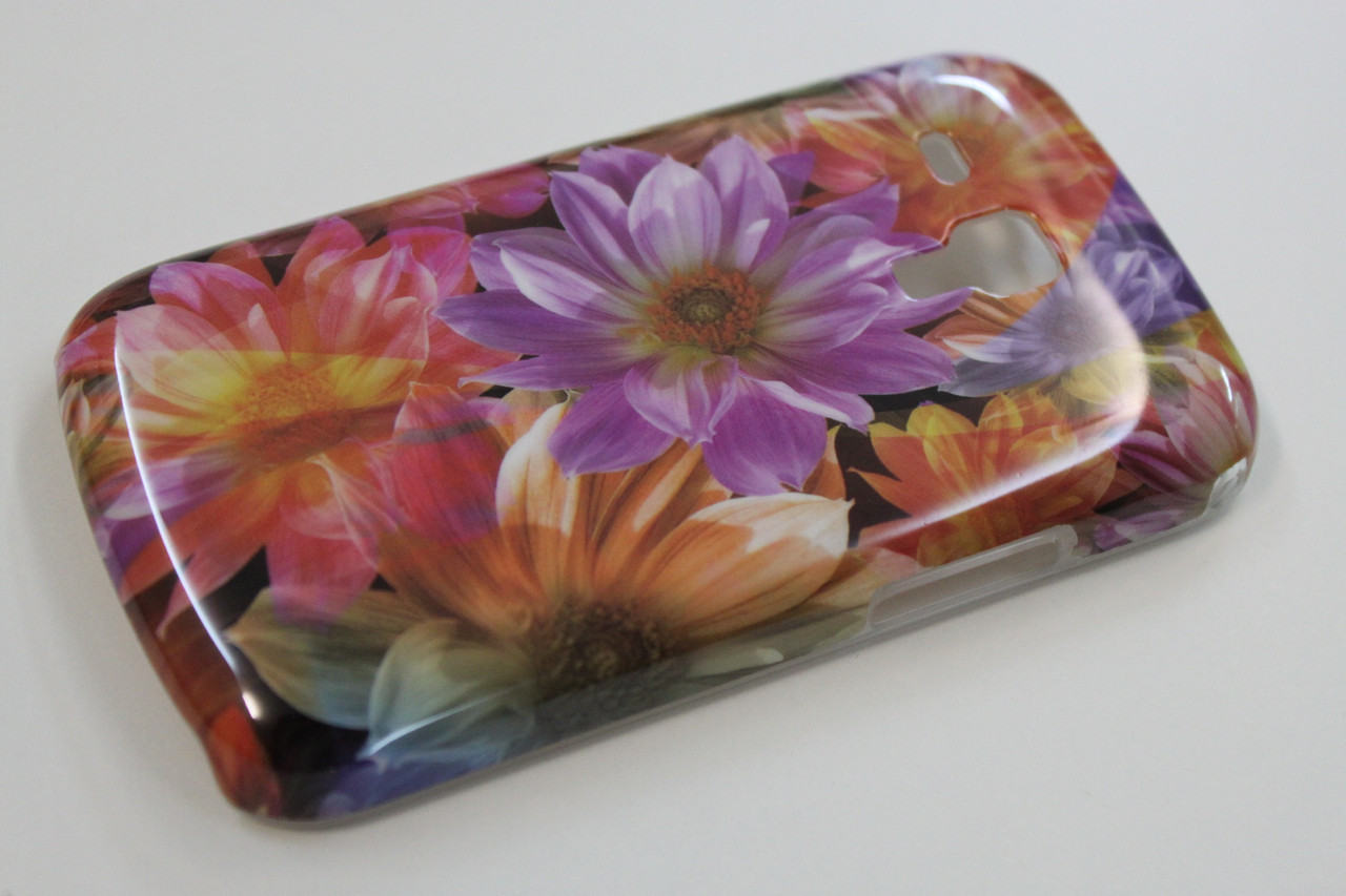 Чехол-накладка для Samsung Galaxy S Duos S7562 - минимальный заказ 3 ш
