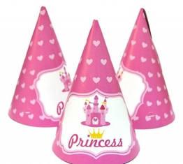 Колпак праздничный 15 см.,  Princess