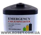 Прибор для подзарядки автомобильного аккумулятора Emergency car jump starter, фото 3