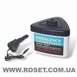 Прибор для подзарядки автомобильного аккумулятора Emergency car jump starter, фото 5