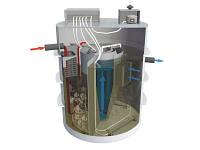 Автономная канализация Bio-CWT S-8