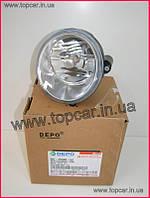 Фара противотуманная правая Renault Kango I  Depo Тайвань 551-2004R-UE