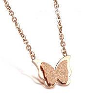 Жеское ожерелье с бабочкой   inori