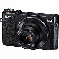 Цифровой фотоаппарат Canon PowerShot G9X Black (0511C012)