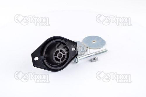 Подушка правой опоры подвески двигателя с ограничителями в сборе 2110-1001204