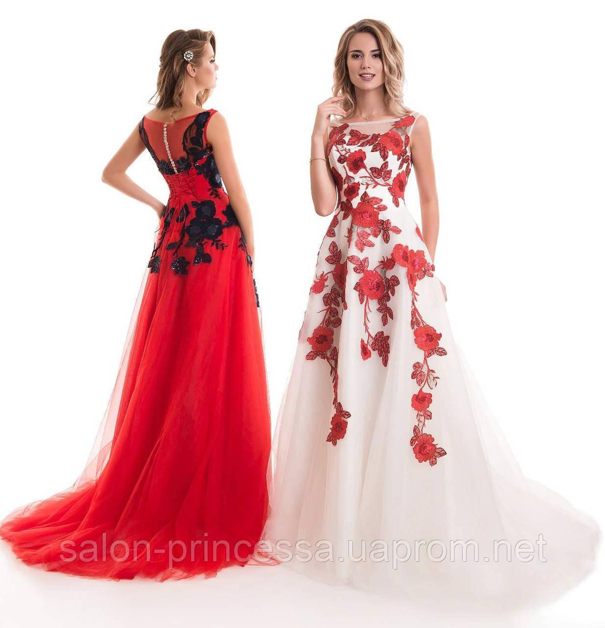 0d2f3d498cd Вечернее нарядное платье для выпускного вечера