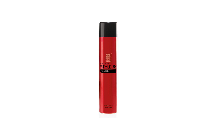 INEBRYA TOTAL FIX Лак для волос экстра сильной фиксации 500 мл.