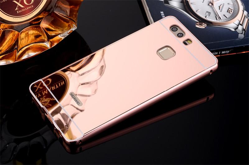 Алюминиевый чехол бампер для Huawei P9