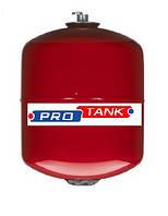 Мембранный расширительный бак PROTANK PT-35C  Давление 10 бар