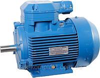Взрывозащищенный электродвигатель 4ВР 80 В8, 4ВР 80В8, 4ВР80В8