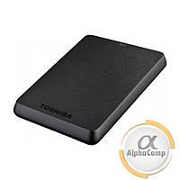 "Внешний HDD 2.5"" Toshiba STORE BASICS 1Tb Black USB 3.0"