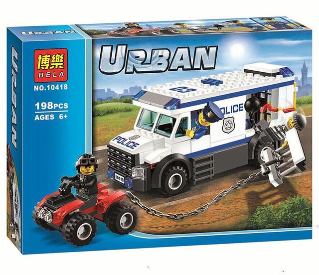 Дитячий конструктор Urban 10418