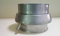 Конденсатосборник для дымохода ф150 из нержавеющей стали