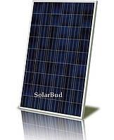 Солнечная панель ABiSolar CL-P72300-D 300Вт, 24В (поликристаллическая), фото 1