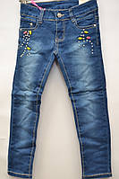 Детские джинсы на девочек
