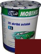 Краска Mobihel Акрил 1л 127 Вишня.