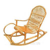 Кресло качалка Буковое