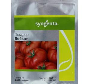 Семена томата Бобкат F1, 1000 семян — средне-ранний, красный, детерминантный, круглый, Syngenta, фото 2