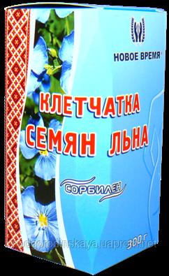 """Клетчатка семян льна """"Сорбилен"""", 300 г 1"""