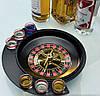 Настольные игры - ал-ко рулетка с рюмками 6 рюмок