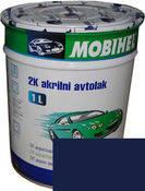 Краска Mobihel Акрил 0,75л 447 Синяя Ночь.