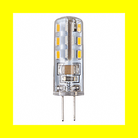 Светодиодная лампа LEDEX 3Вт G4 6500К