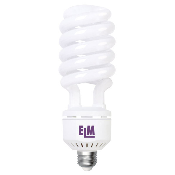 Лампа энергосберегающая   55W E27 4000K H-SPIRAL ES-15