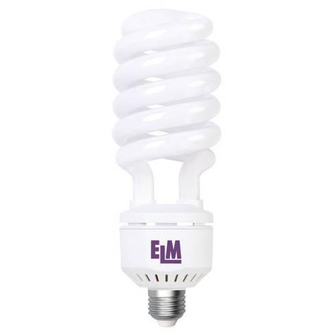 Лампа энергосберегающая   55W E27 4000K H-SPIRAL ES-15, фото 2