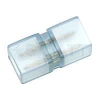 Коннектор для светодиодных лент 220В 5050/3014 (2разъема + 2pin (2шт.))