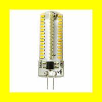 Светодиодная лампа LEDEX Standard 5Вт G4  420lm 360º 12В AC-DC чип  Epistar Тайвань 3000К  
