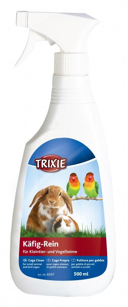 Спрей для очистки клетки грызуна Trixie, 500 мл