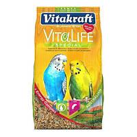 Корм Vitakraft 14152 Vita Life Special для волнистых попугаев 800 г