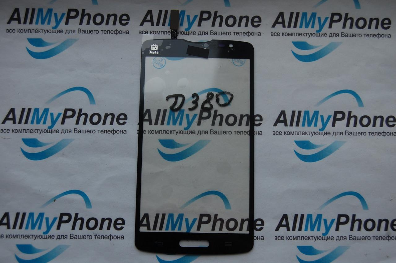 Сенсорный экран для LG D373 L80 Dual SIM Black