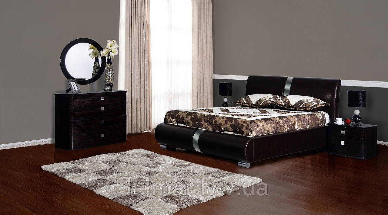 "Спальня ""NAOMI brown"""