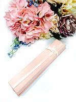Коробочка подарочная розовая 22х4