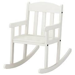 SUNDVIK Krzesło bujane, biały 802.017.40
