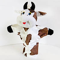 Игрушка рукавичка (кукольный театр) Корова